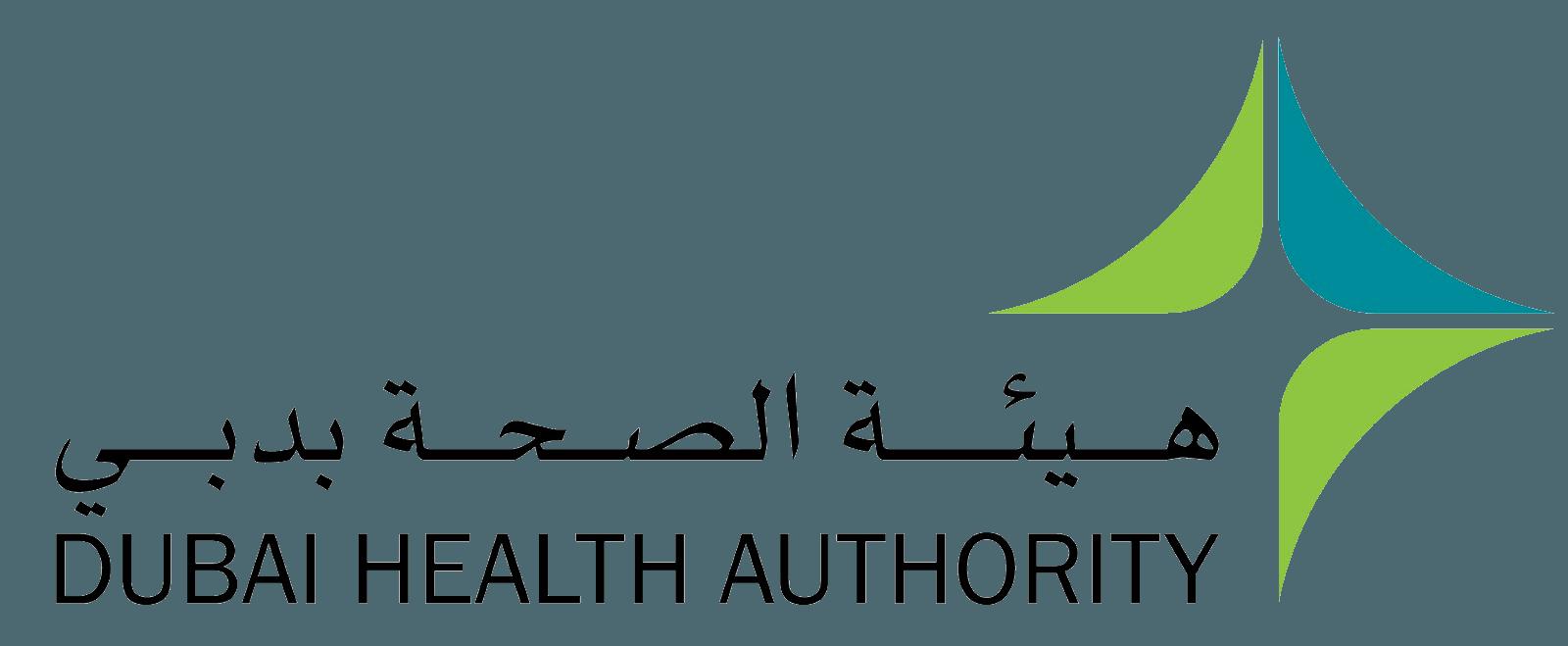 dubai-health-authority-logo